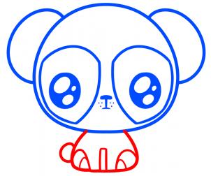 Kawaii Panda (Кавай Панда) 4